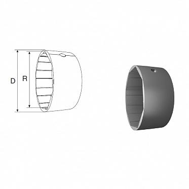 Кольцо дистанционное 60
